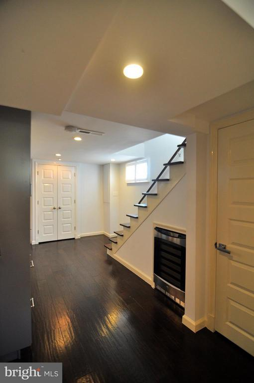Wine storage and numerous closets. - 50 FENWICK ST N, ARLINGTON