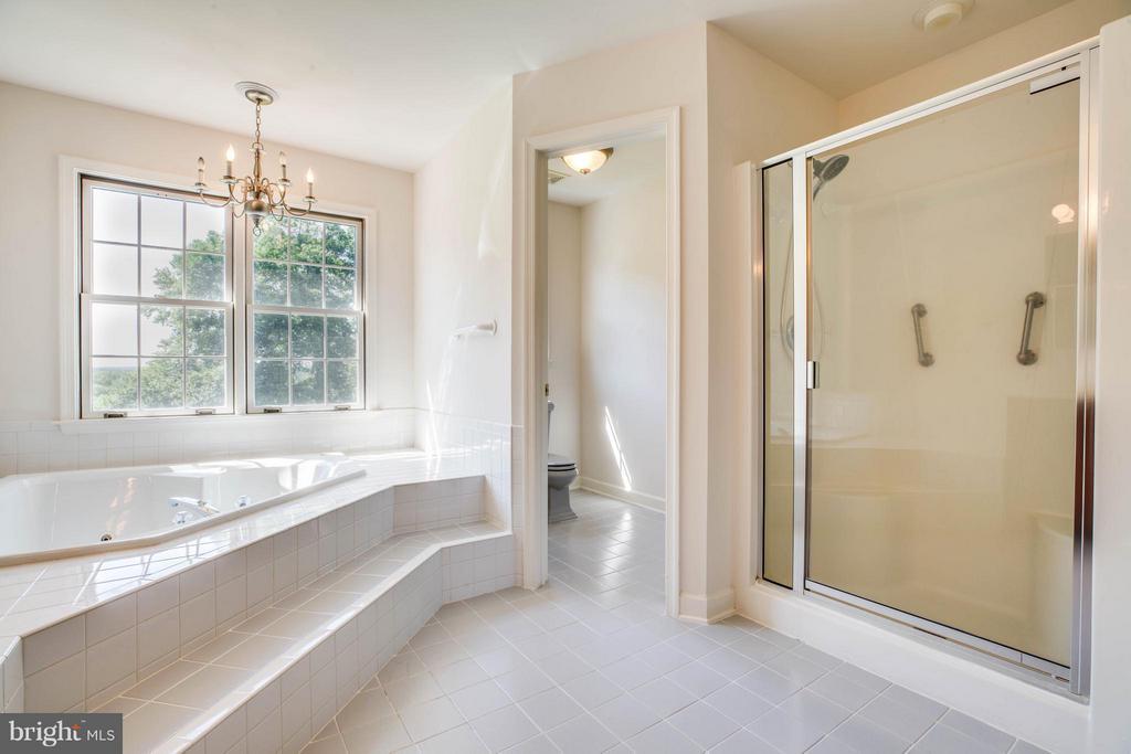 Bath (Master) - 210 OLD LANDING CT, FREDERICKSBURG