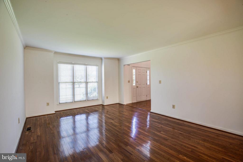 Living Room - 210 OLD LANDING CT, FREDERICKSBURG
