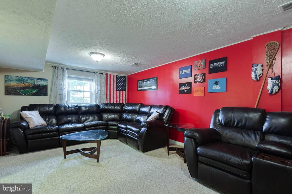 Man Cave?  Women Retreat?  Great family area! - 9535 BURDETT RD, BURKE