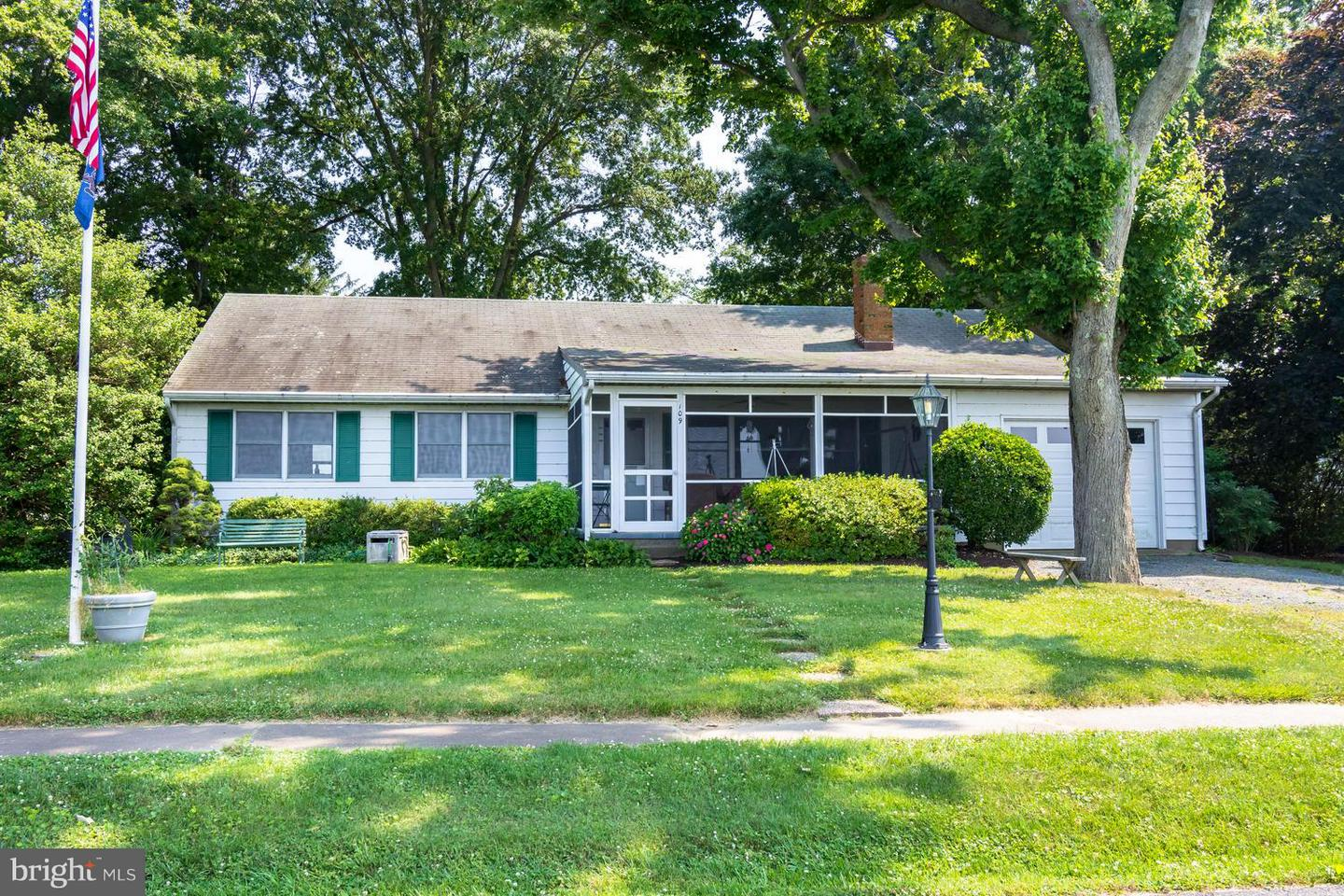 Single Family for Sale at 109 Bayside Blvd Betterton, Maryland 21610 United States