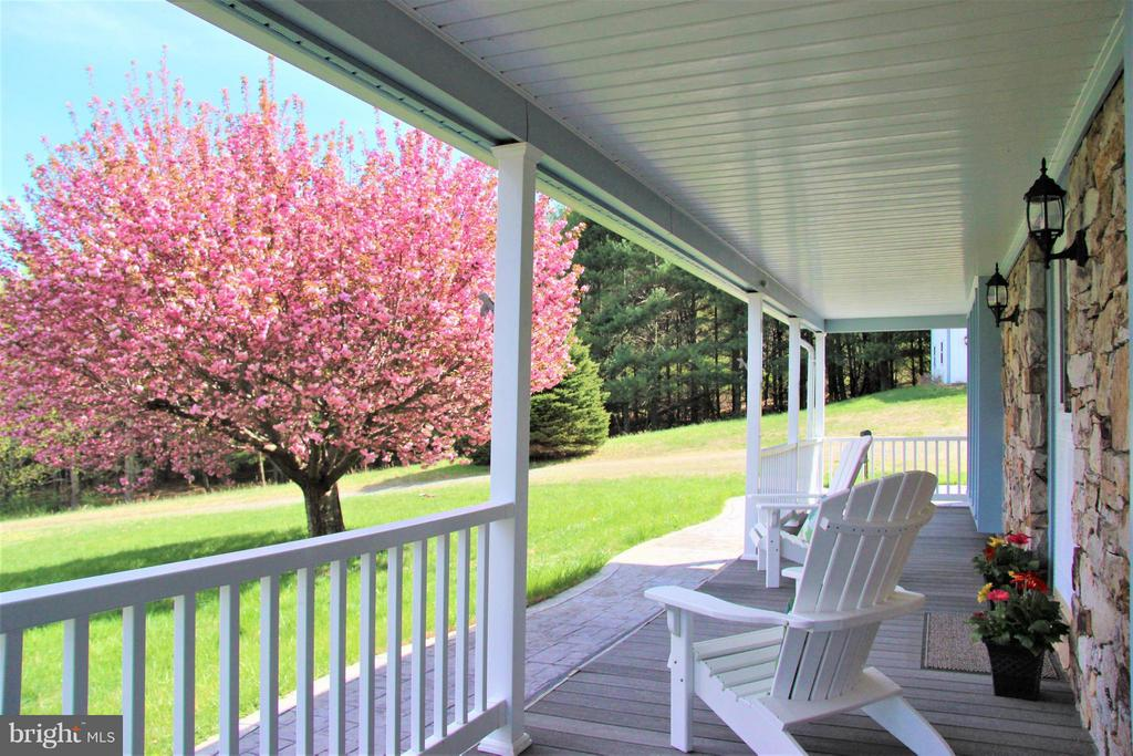 Listen to nature and take in the views - 42064 BLACK WALNUT LN, LEESBURG