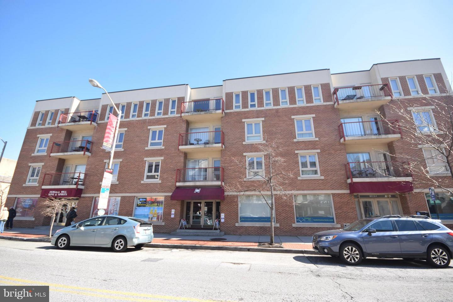 Photo of home for sale at 911 Charles Street S, Baltimore MD