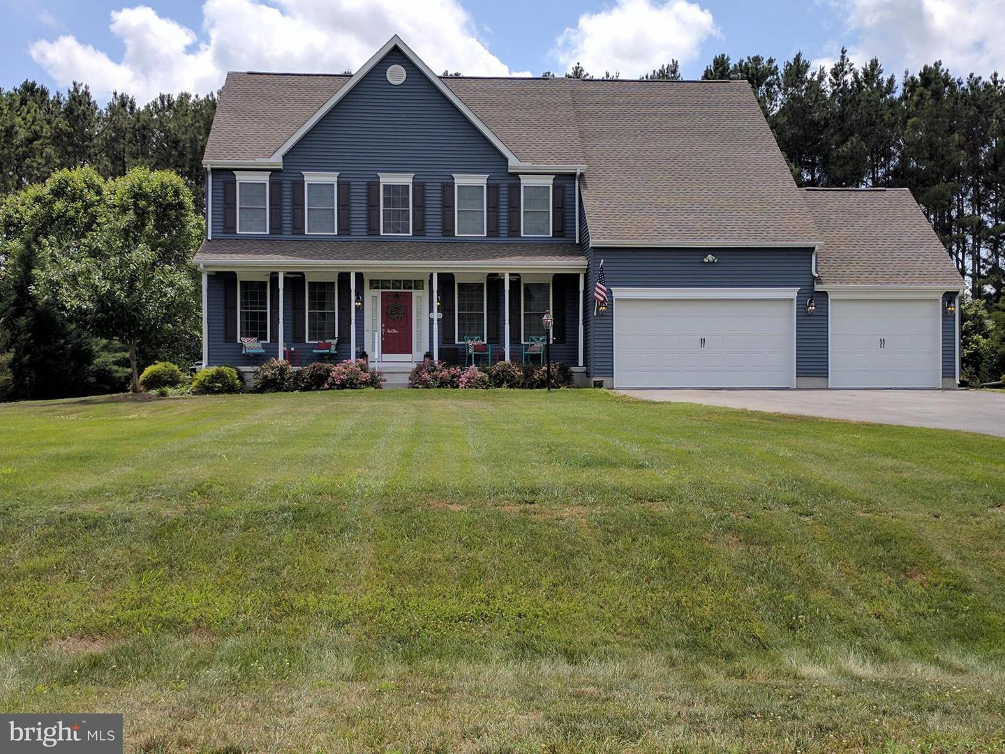 Single Family for Sale at 13508 Rustling Oaks Dr Wye Mills, Maryland 21679 United States