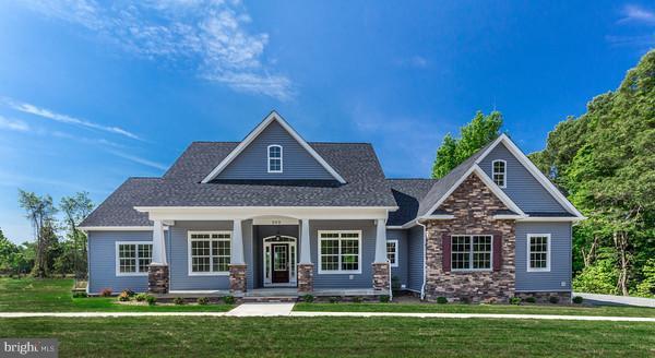 Single Family for Sale at 4555 Hardesty Rd Sunderland, Maryland 20689 United States
