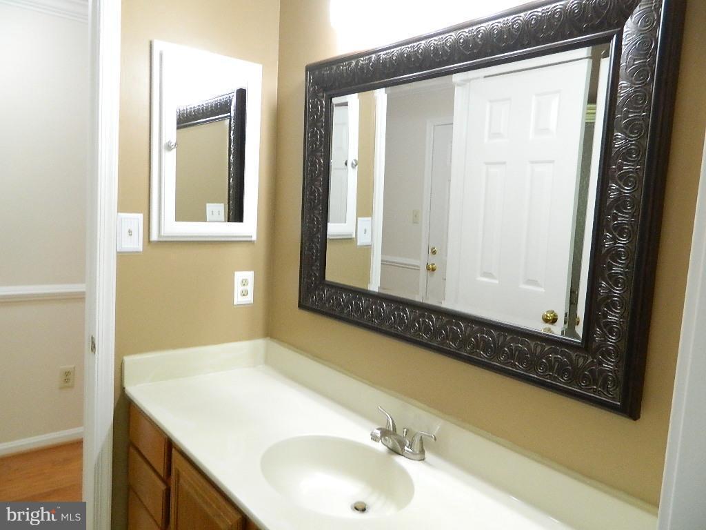 Bath (Master) - Second Bath mirror - 2220 SPRINGWOOD DR #109B, RESTON