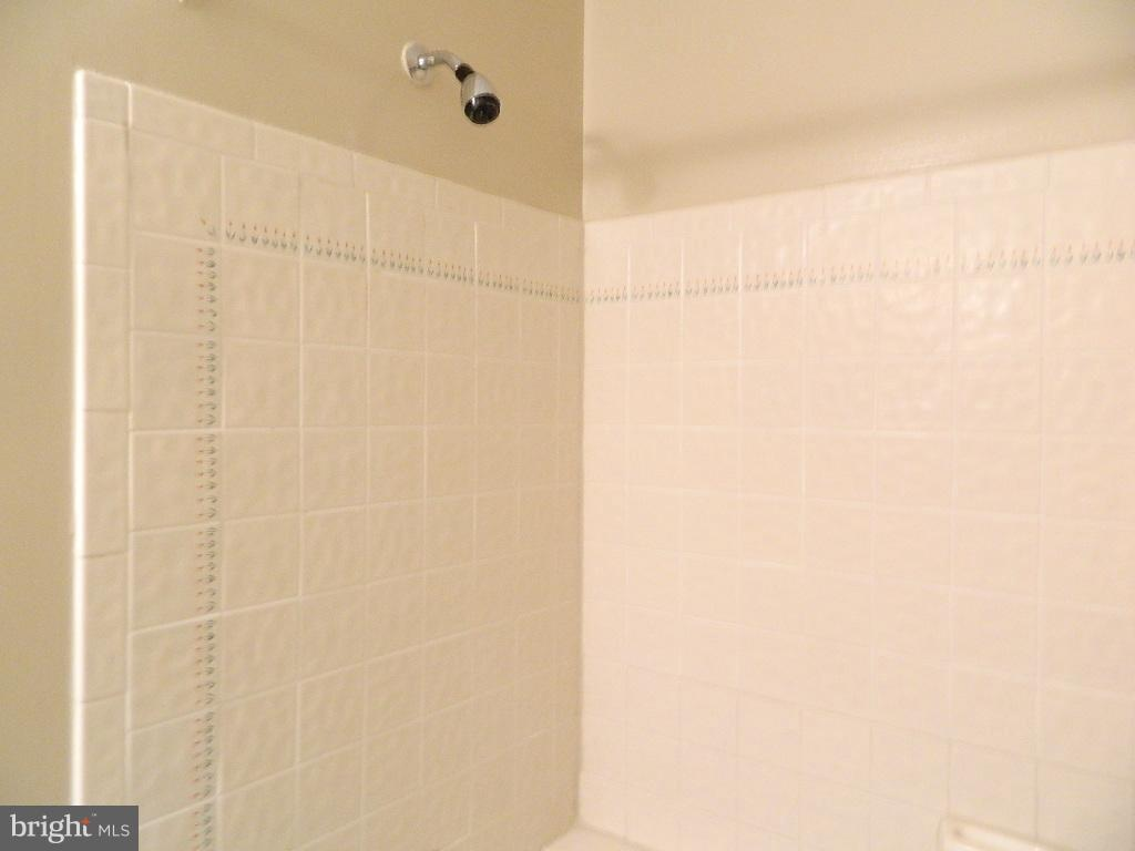 Bath (Master)  - Tub tile - 2220 SPRINGWOOD DR #109B, RESTON