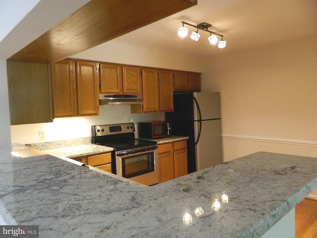 Kitchen - view - 2220 SPRINGWOOD DR #109B, RESTON