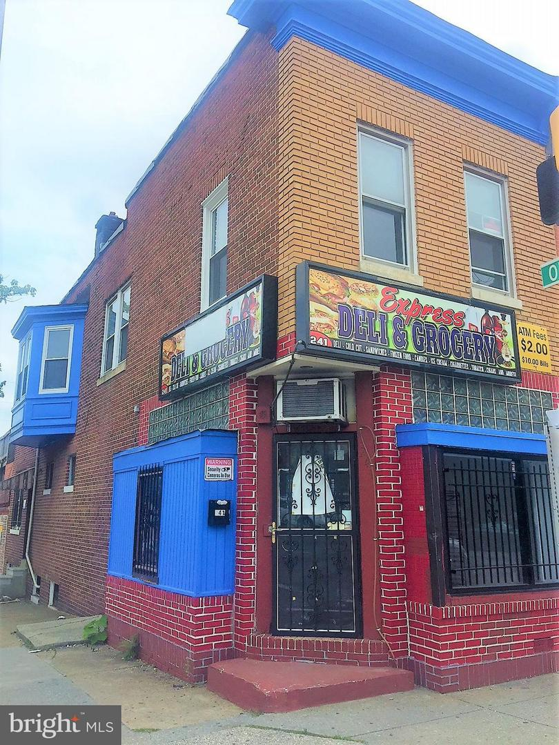 Other Residential for Rent at 241 Milton Ave Baltimore, Maryland 21224 United States