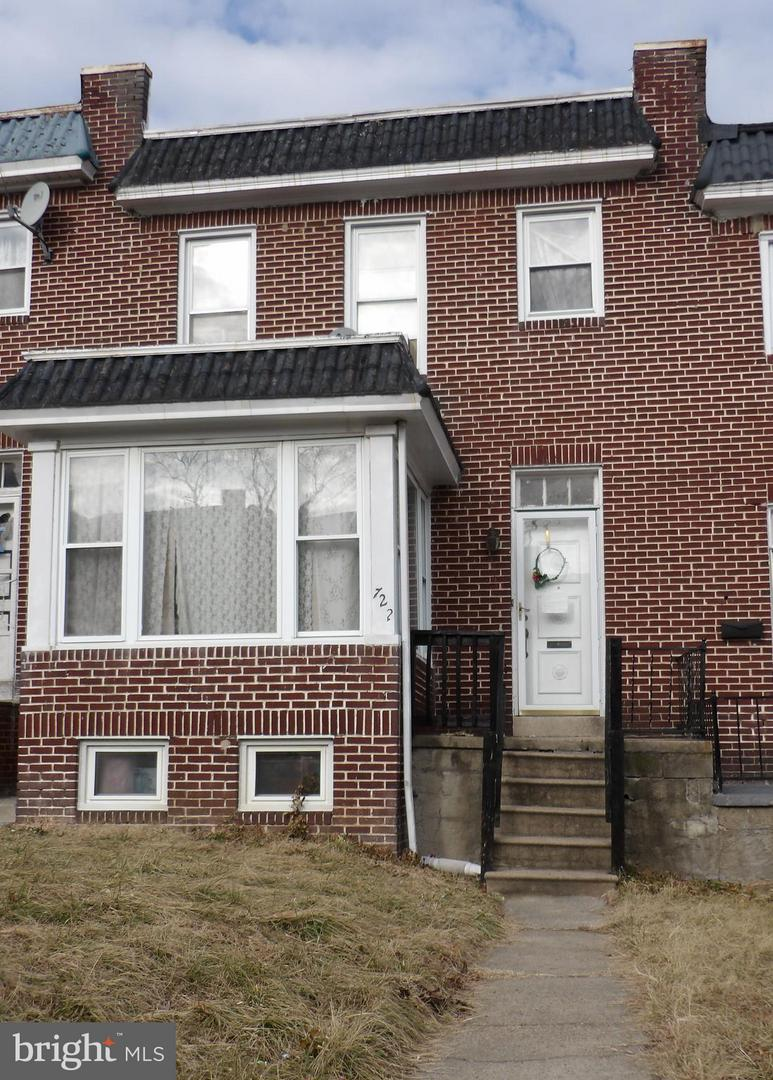 Commercial for Sale at 722 Richwood Ave Baltimore, Maryland 21212 United States