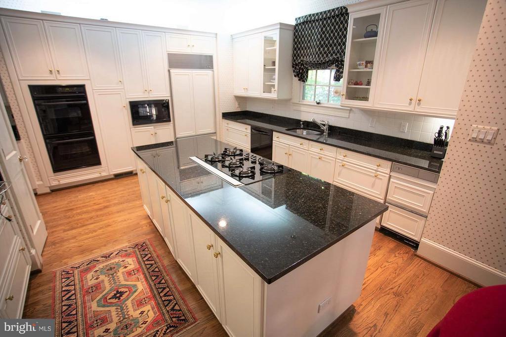 Kitchen - 4802 FOXHALL CRES NW, WASHINGTON
