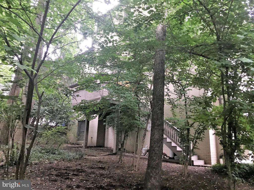 Exterior (General) - 4802 FOXHALL CRES NW, WASHINGTON
