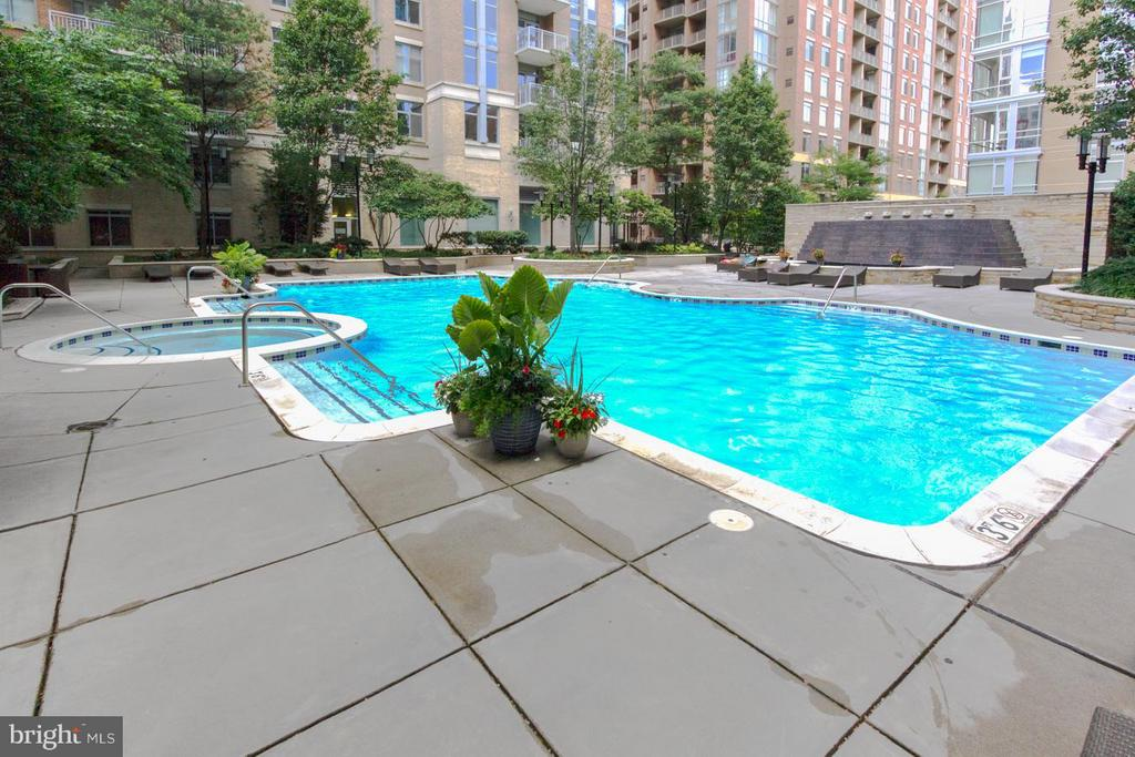Pool - 11990 MARKET ST #1411, RESTON