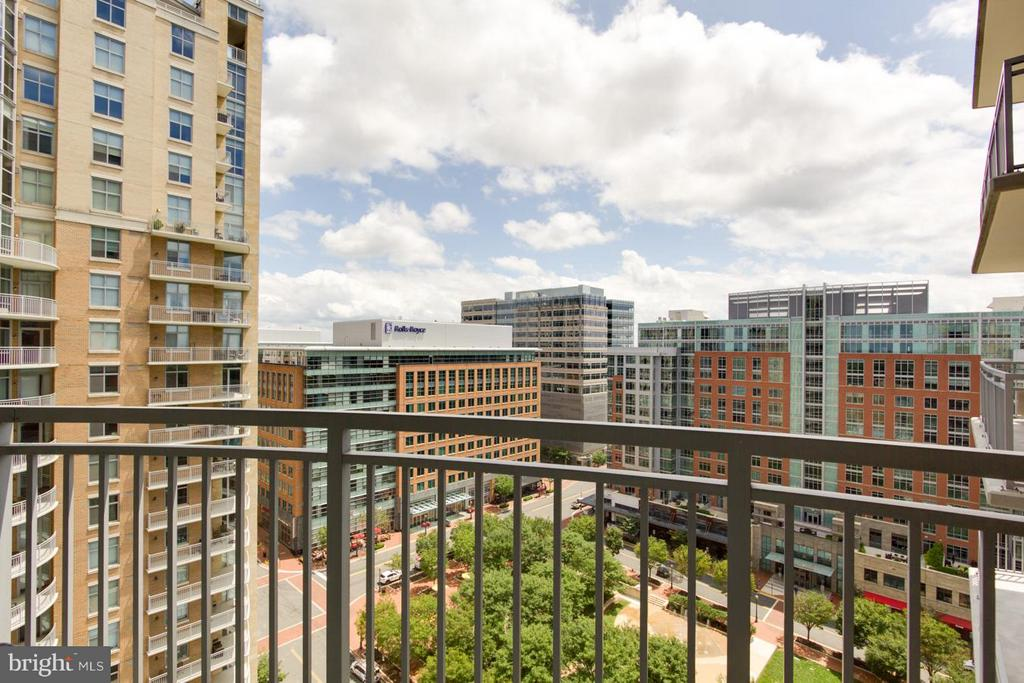 Balcony View - 11990 MARKET ST #1411, RESTON