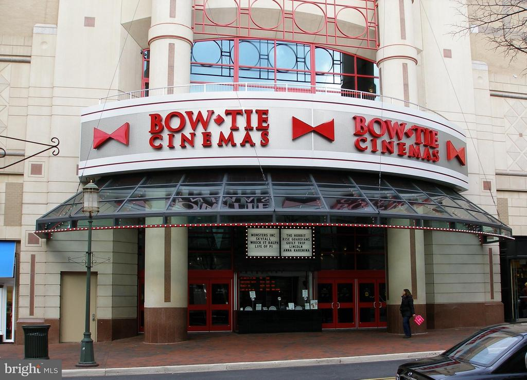 RTC Movie Theater - 11990 MARKET ST #1411, RESTON