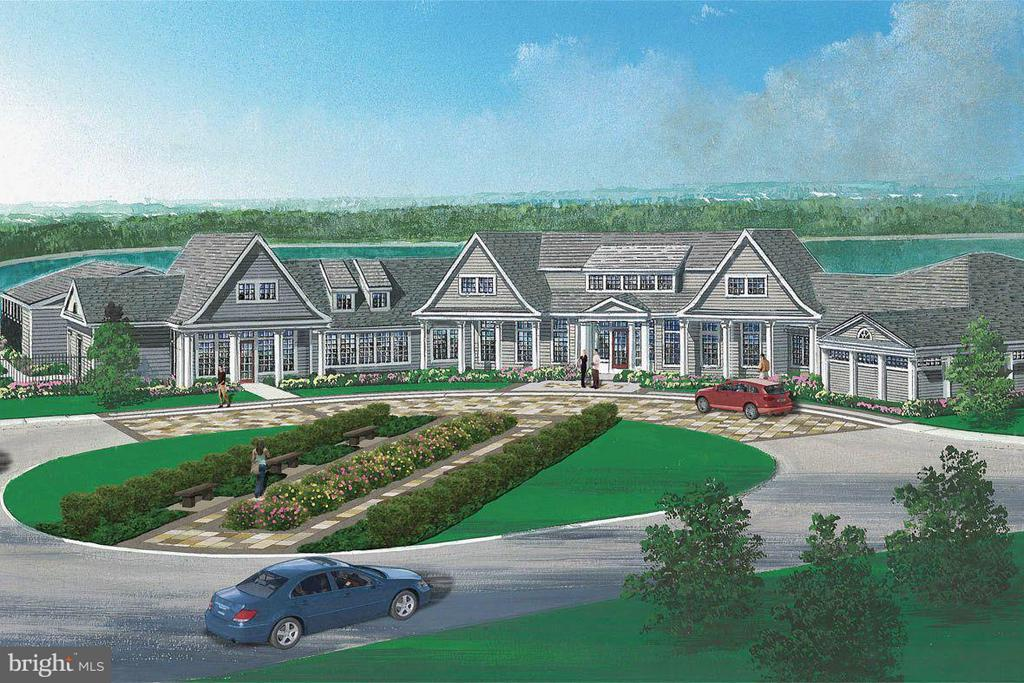 BEAUTIFUL CLUBHOUSE AND MANY MORE AMENITIES - UPPER PATUXENT RIDGE RD, ODENTON