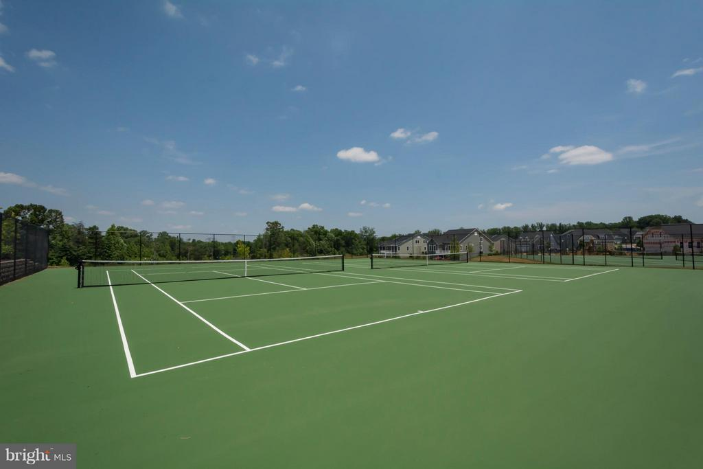 TENNIS ANYONE? - UPPER PATUXENT RIDGE RD, ODENTON