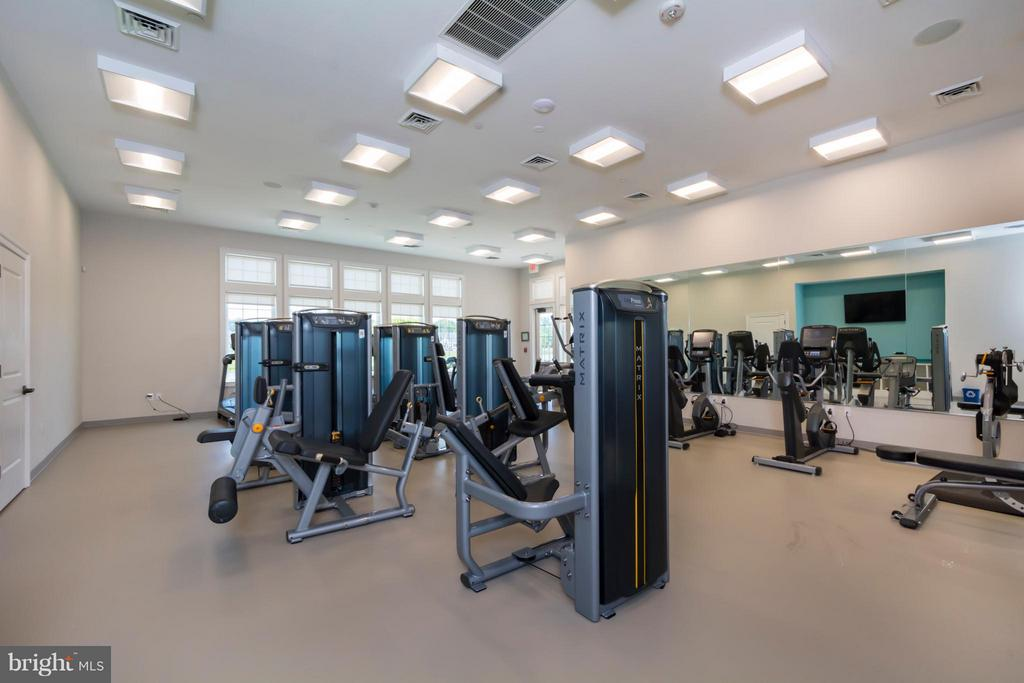 FITNESS CENTER - UPPER PATUXENT RIDGE RD, ODENTON