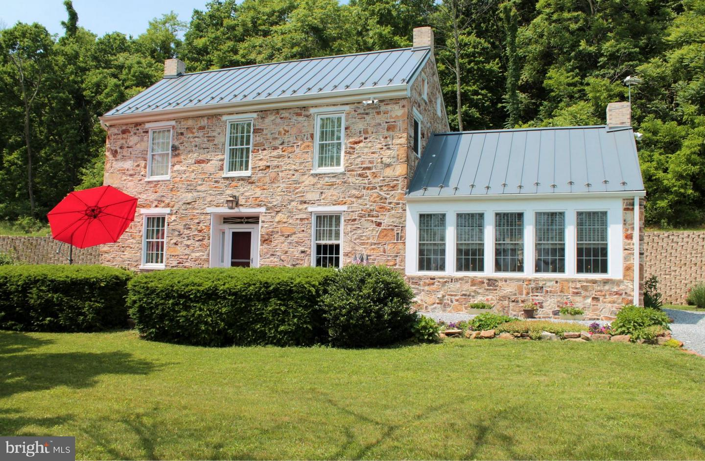 Farm for Sale at 11614 National Pike Clear Spring, Maryland 21722 United States