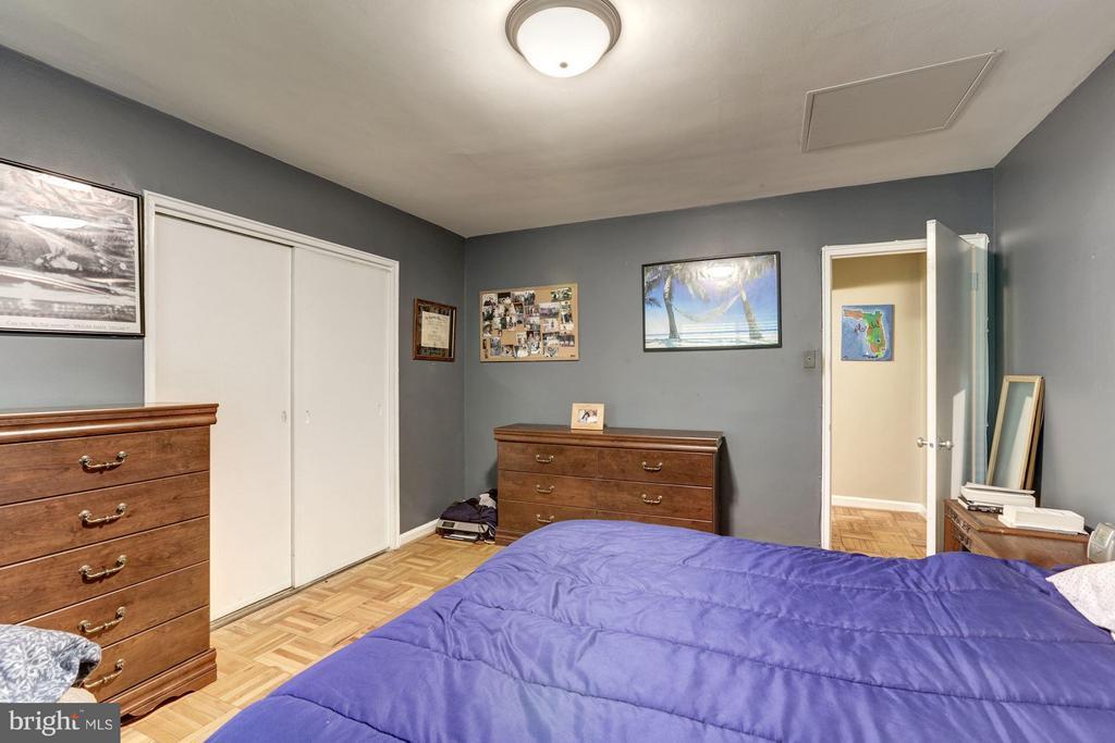 Bedroom (Master) - 3701 CONNECTICUT AVE NW #428, WASHINGTON
