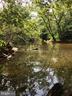 Catoctin Creek at rear of prop - 14551 CREEK LN, WATERFORD