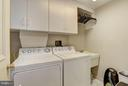 Separate Laundry room - 5610 WISCONSIN AVE #1606, CHEVY CHASE