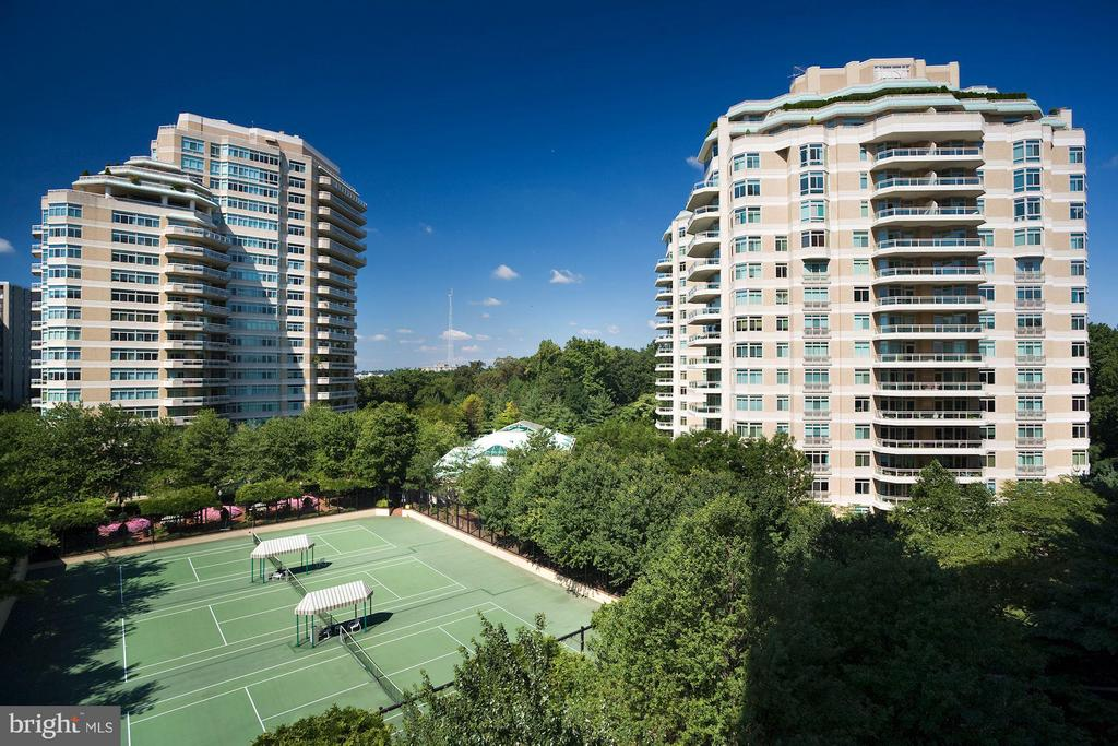 Exterior (Front) - 5610 WISCONSIN AVE #1606, CHEVY CHASE