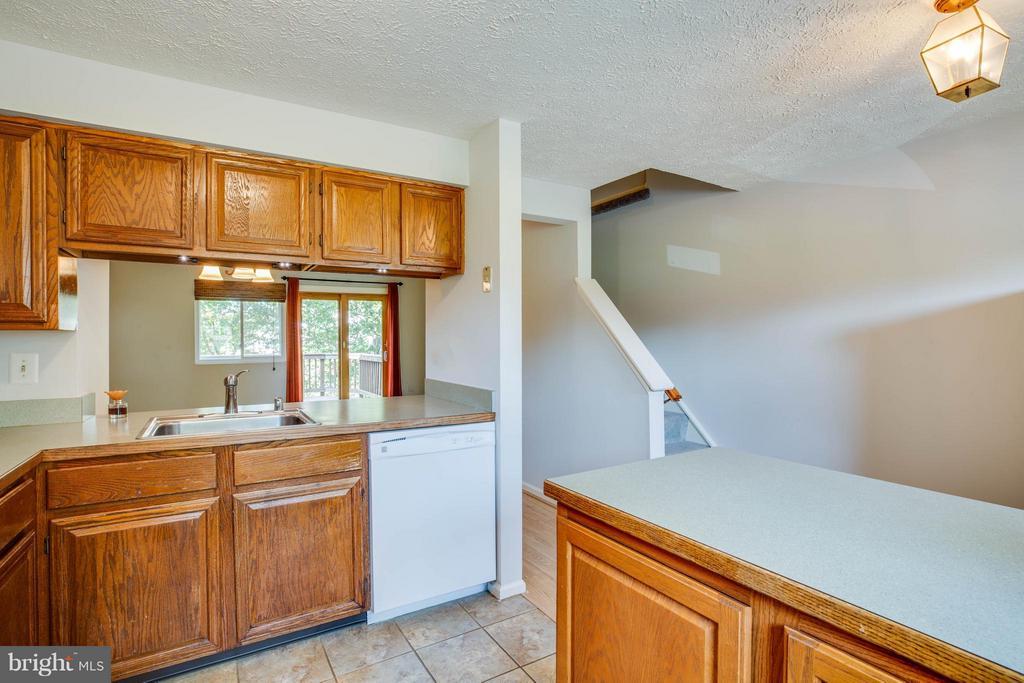 Kitchen - 3772 SUDLEY FORD CT, FAIRFAX