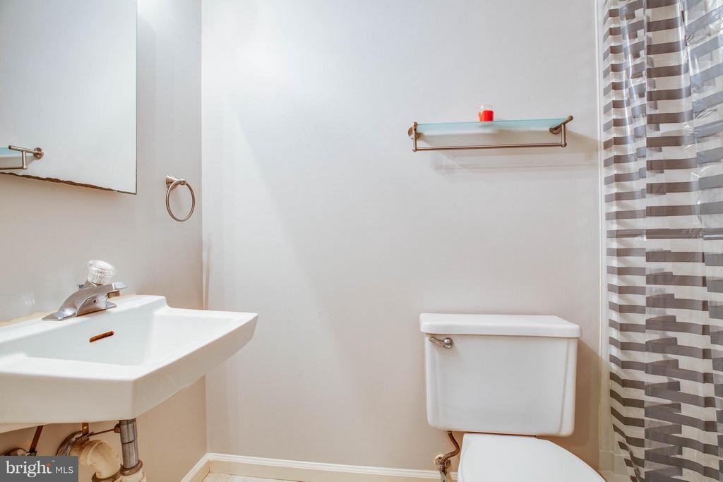 Lower Level Bath - 3772 SUDLEY FORD CT, FAIRFAX