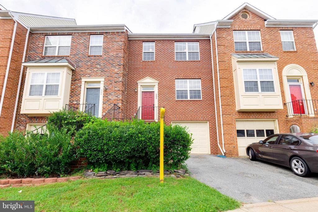 Exterior (Front) - 502 STAFFORD GLEN CT, STAFFORD