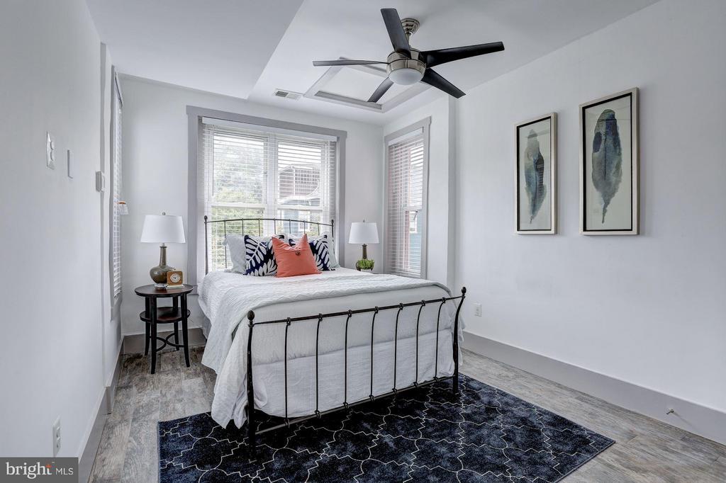 Master Bedroom (1 of 2) - 1023 OTIS PL NW, WASHINGTON