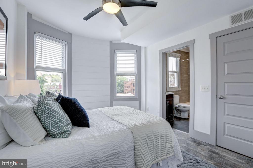 Bedroom #2 (2 of 2) - 1023 OTIS PL NW, WASHINGTON