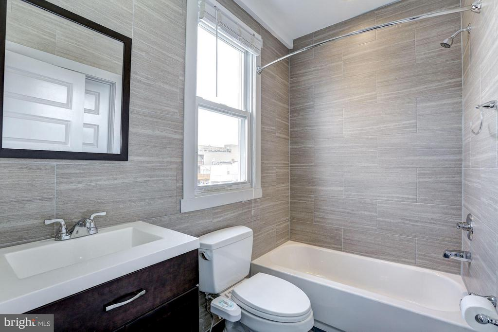Bathroom #2 - 1023 OTIS PL NW, WASHINGTON