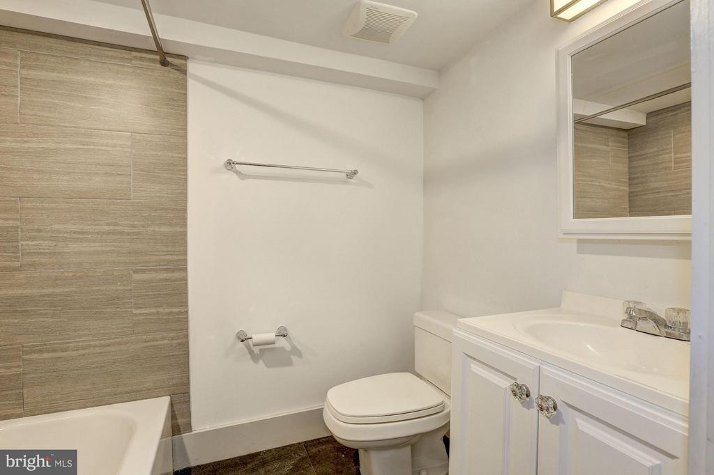 Bathroom #3 - 1023 OTIS PL NW, WASHINGTON
