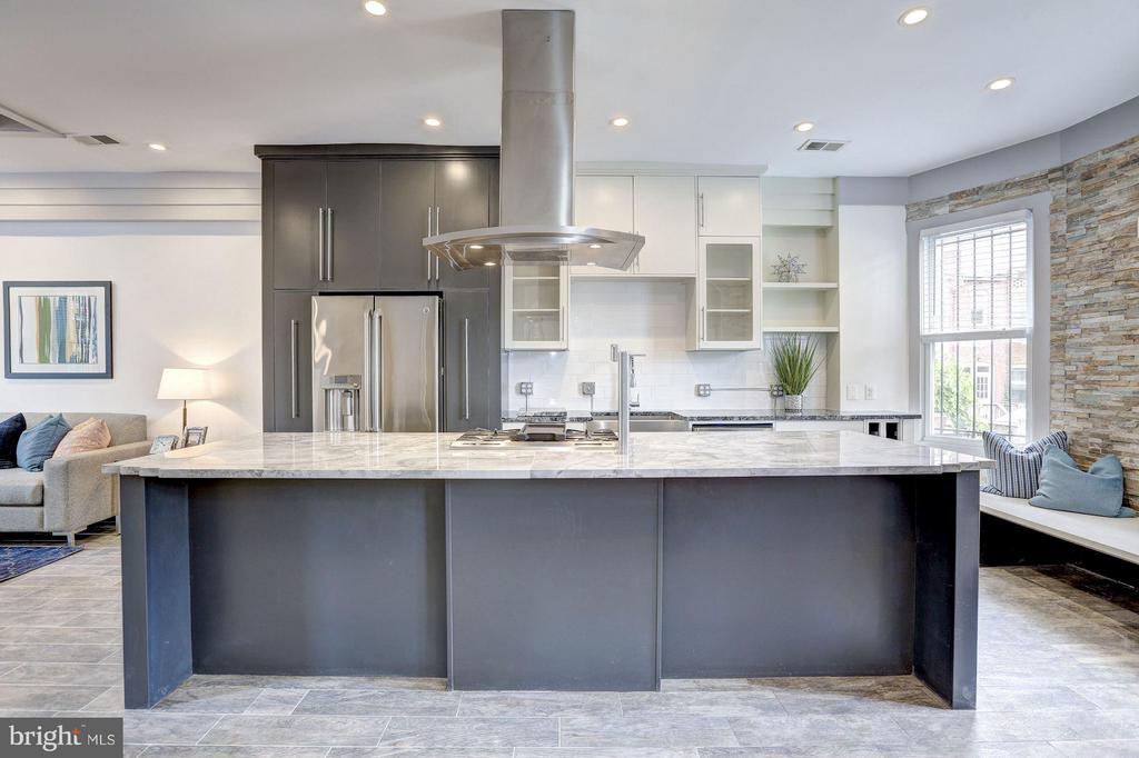 Kitchen (2 of 5) - 1023 OTIS PL NW, WASHINGTON