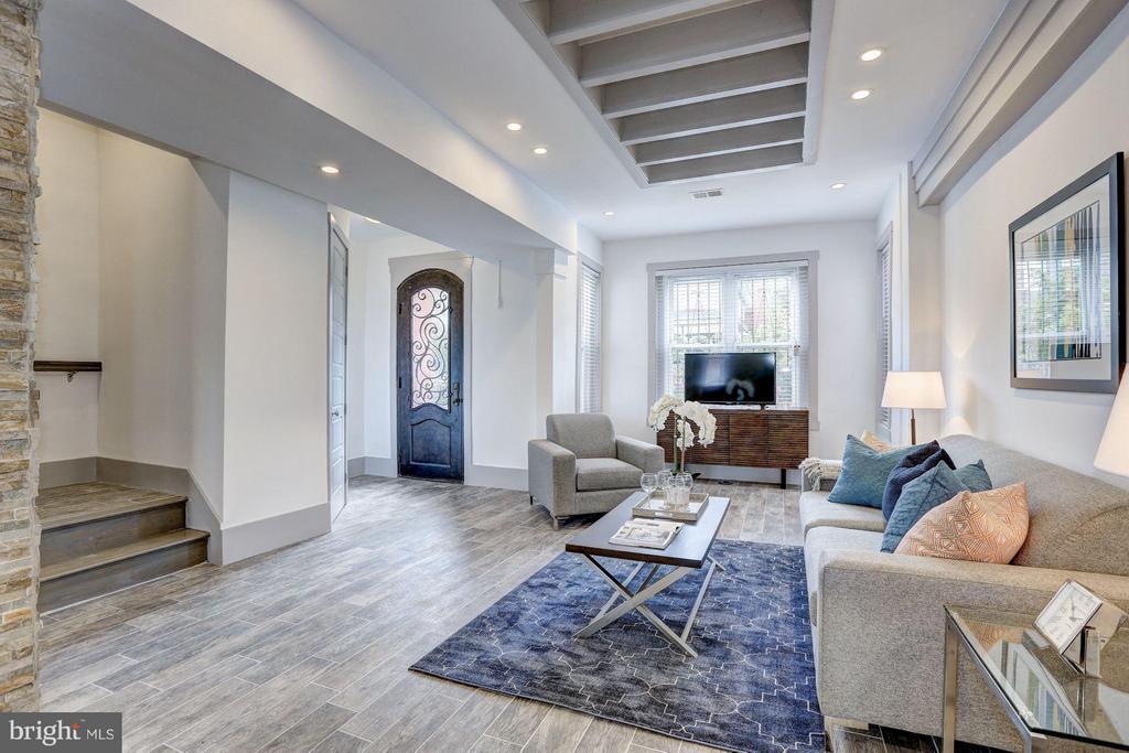 Living Room (3 of 3) - 1023 OTIS PL NW, WASHINGTON