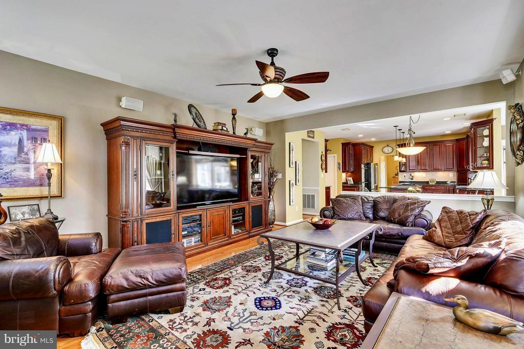 Family Room - 21303 WINDRUSH CT, STERLING