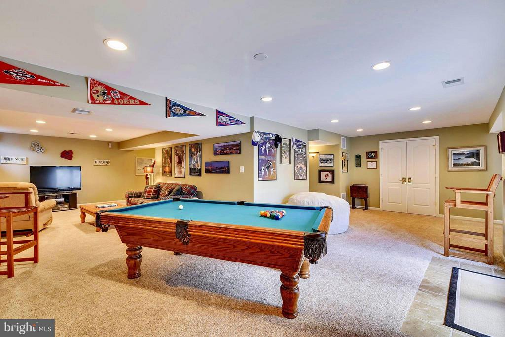 Basement - 21303 WINDRUSH CT, STERLING