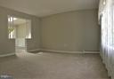 Living Room - 4829 KEMPAIR DR, WOODBRIDGE