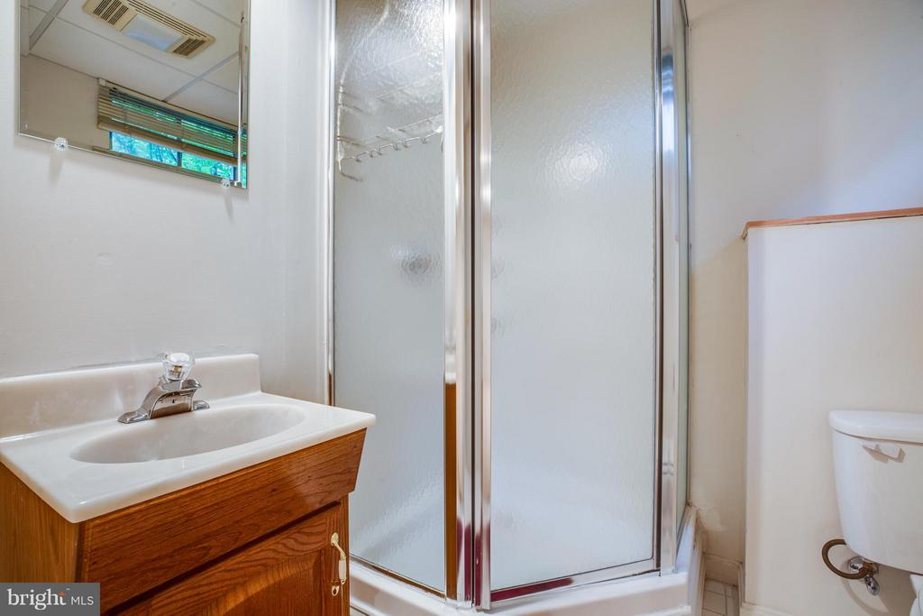 Full Bath in Lower Level 5th BR - 113 COLUMBUS CV, STAFFORD