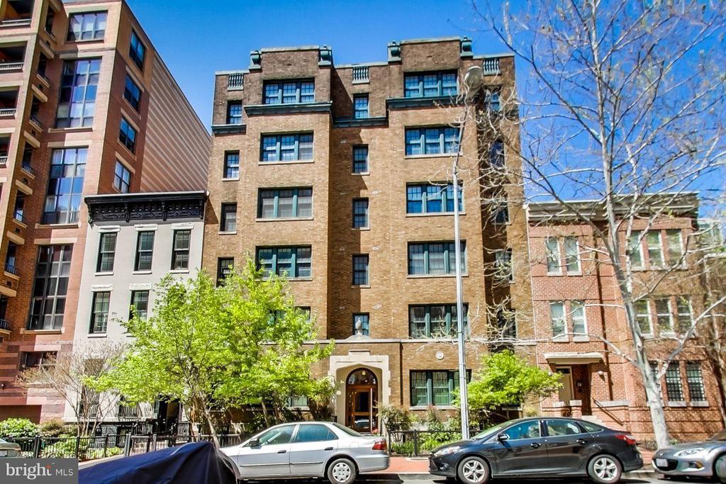 Exterior (Front) - 1124 10TH ST NW #TA, WASHINGTON