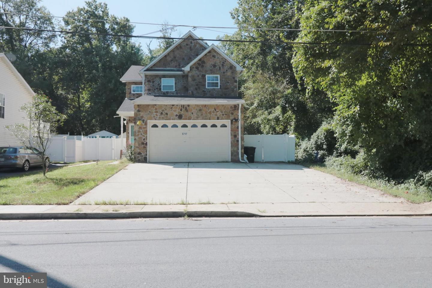Single Family for Sale at 5717 Kolb St Fairmount Heights, Maryland 20743 United States