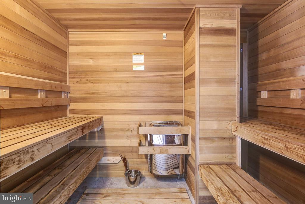 Private Sauna - 2900 K ST NW #601, WASHINGTON