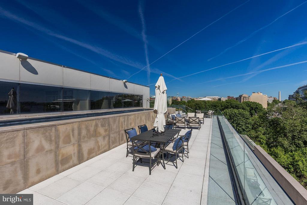 Expansive Entertaining Terraces - 2900 K ST NW #601, WASHINGTON
