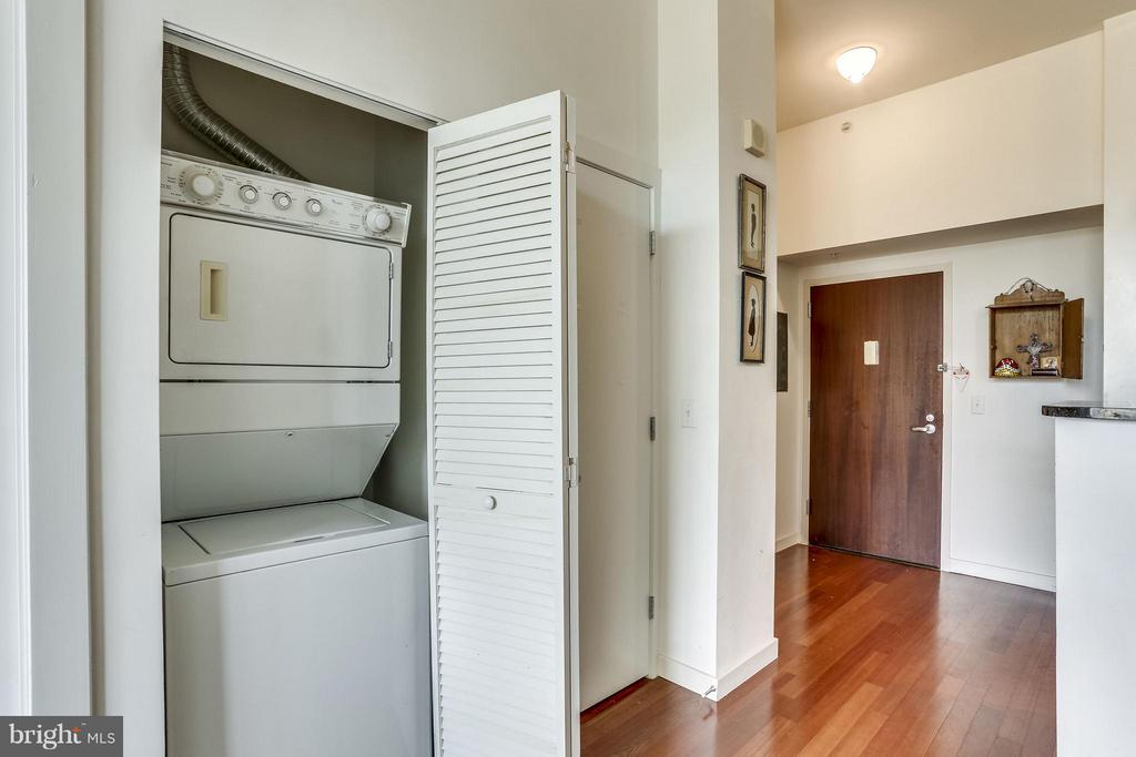 Washer Dryer in Unit - 1000 NEW JERSEY AVE SE #PENTHOUSE 10, WASHINGTON