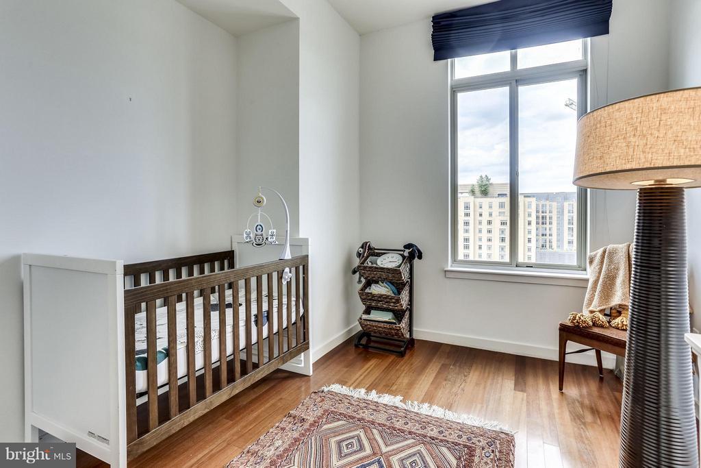 Sunny Bedroom - 1000 NEW JERSEY AVE SE #PENTHOUSE 10, WASHINGTON