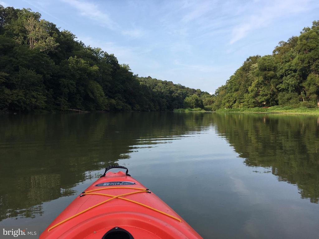 Enjoy the lake via kayak or canoe - 6603 ACCIPITER DR, NEW MARKET