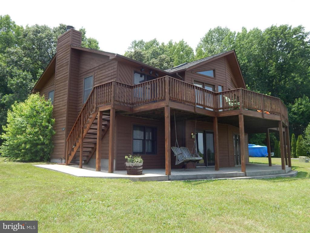 Exterior (Front) - 367 SECLUSION SHORES DR, MINERAL