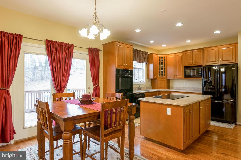 Kitchen - 6328 YEAGERTOWN RD, NEW MARKET