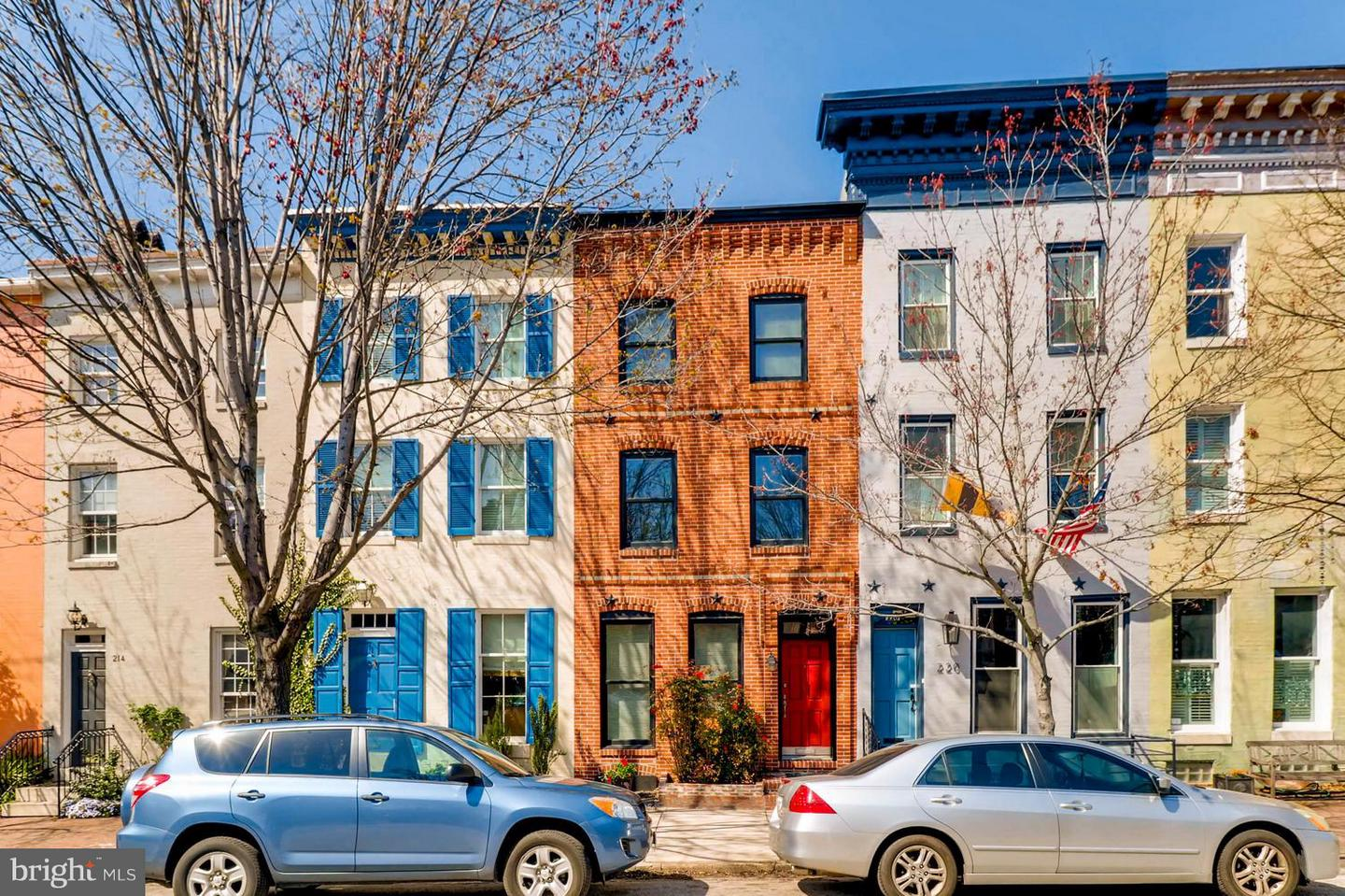Single Family for Sale at 218 Montgomery St Baltimore, Maryland 21230 United States
